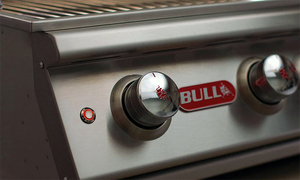 BULL OUTLAW 4 Burner Built In Natural Gas BBQ Grill Head