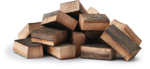 Napoleon Whiskey Smoking Wood Chunks 1.5kg