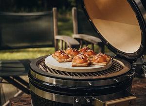 Monolith Icon Portable Kamado Ceramic Charcoal BBQ Grill