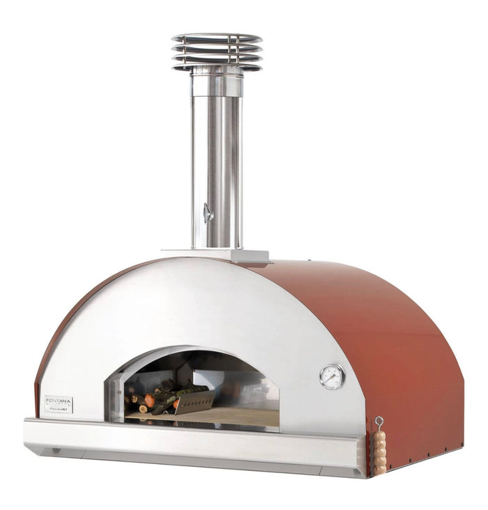 Fontana Marinara Build in Wood Pizza Oven - ROSSO