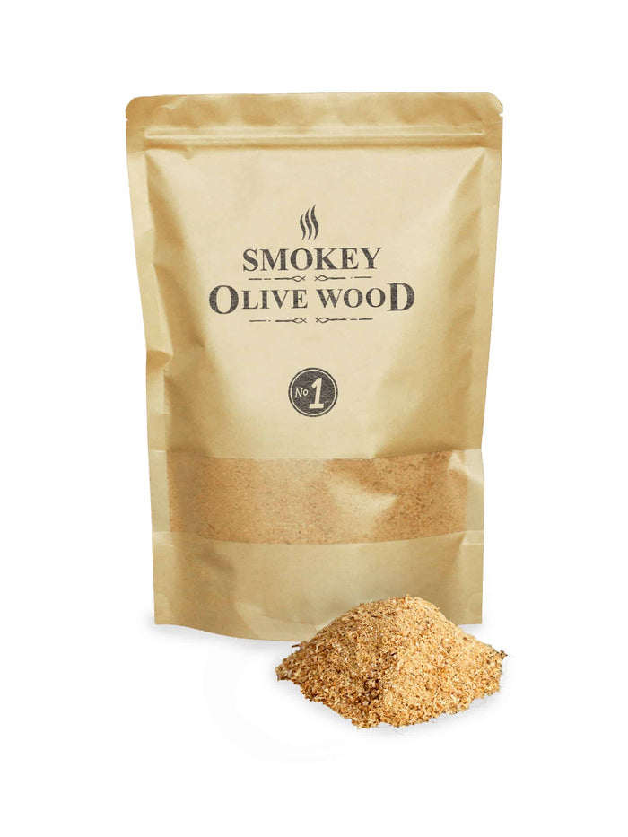Smokey Olive Wood Smoking Dust Nº1