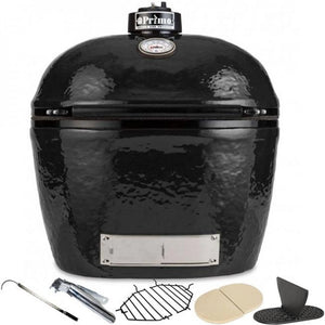 Primo Oval XL400 Ceramic BBQ Grill Built in