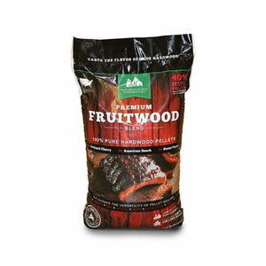 Green Mountain Grill Fruitwood Wood Pellets 28LB