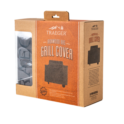 Traeger 885 Ironwood Full Length Grill Cover