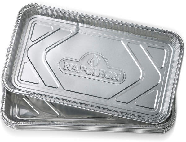 Napoleon LARGE Grease Drip Trays - Pack of 5. 62008
