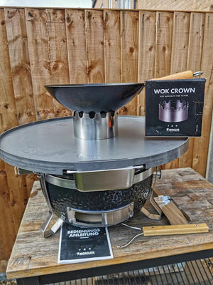 Monolith Icon Wok Crown