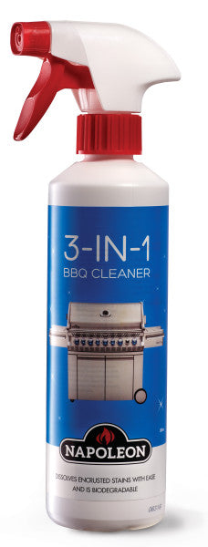 Napoleon 3 In 1 BBQ Cleaner - 10234