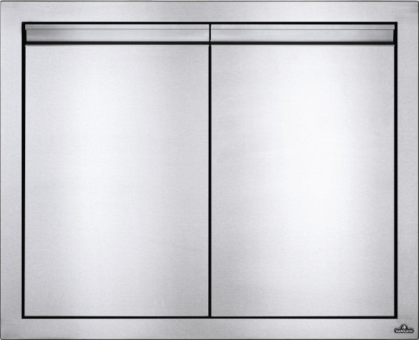 "Napoleon BBQ Kitchen Built in 36"" X 24"" Double Door BI-3624-2d"