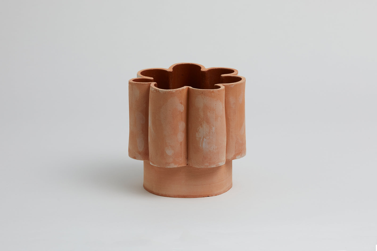 Cloud Klein Planter Terracotta
