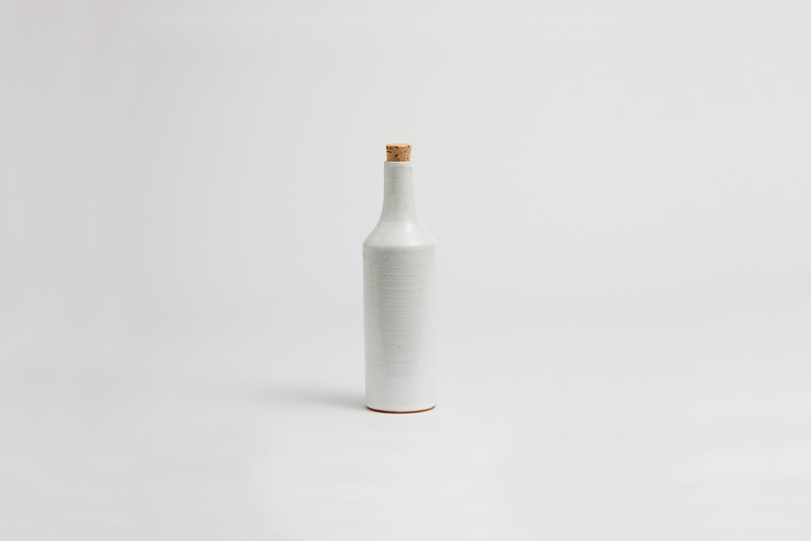 Narti Bottle Brushed White