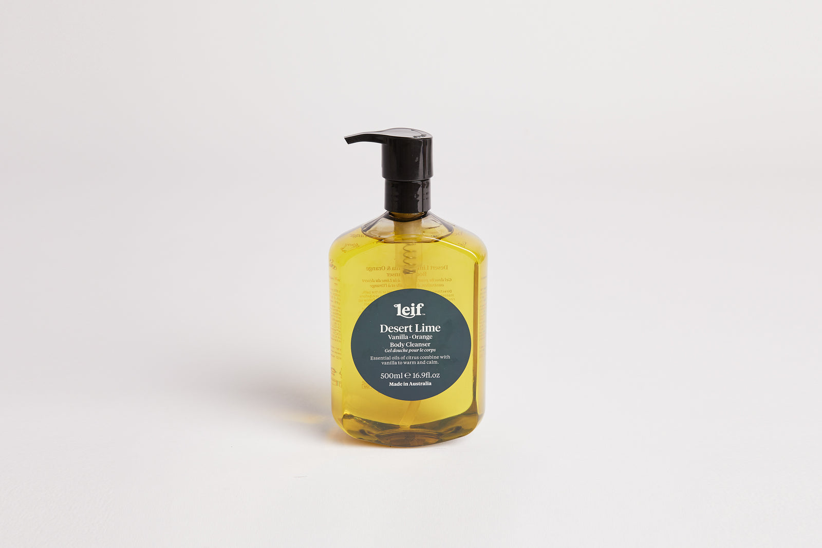 Desert Lime Body Cleanser