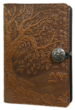 Load image into Gallery viewer, Tree of Life-Leather Refillable Journal
