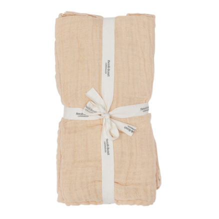 Bonet et Bonet  Muslin Cloth  Sheepskin
