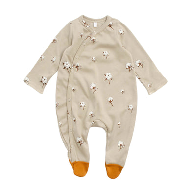organic zoo Cotton Flower Suit