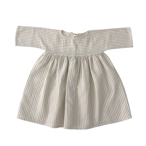 liilu  Liilu dress-Sandy stripes