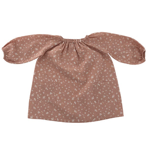 liilu  Anna dress-Flower petals