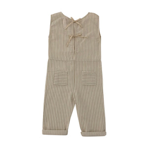 liilu  Sota overall-Sandy stripes