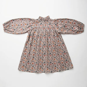Nellie Quats  Marbles Dress-Emery Walker Liberty Print