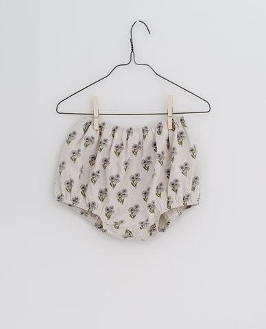 little cotton clothes   Charlie bloomers-poppy floral