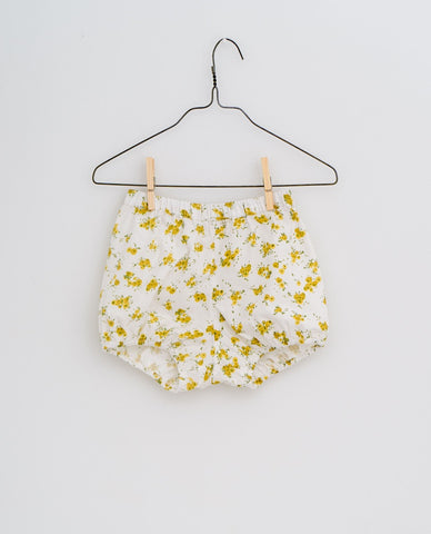little cotton clothes   Poppy Bloomers-butterup floral