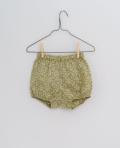 little cotton clothes   Poppy Bloomers-blossom floral samphire