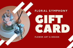 Gift Card - Floral Symphony.IE