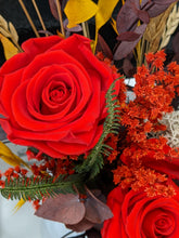 "Load image into Gallery viewer, ""Ladies day"" with red roses - Floral Symphony.IE"