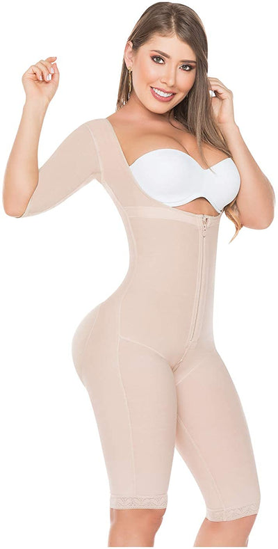 Salome 0525 Compression Garments After Liposuction Fajas Colombianas Post Surgery