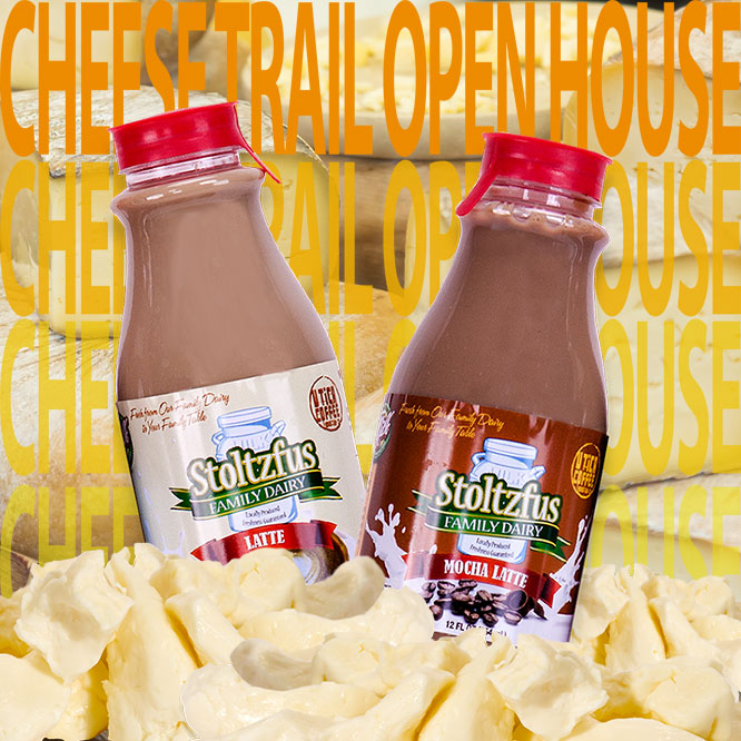 CNY Cheese Trail Open House!