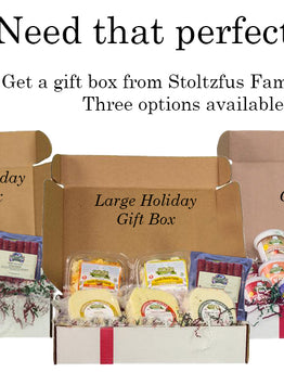 Need that Perfect Gift? Gift Boxes Available!