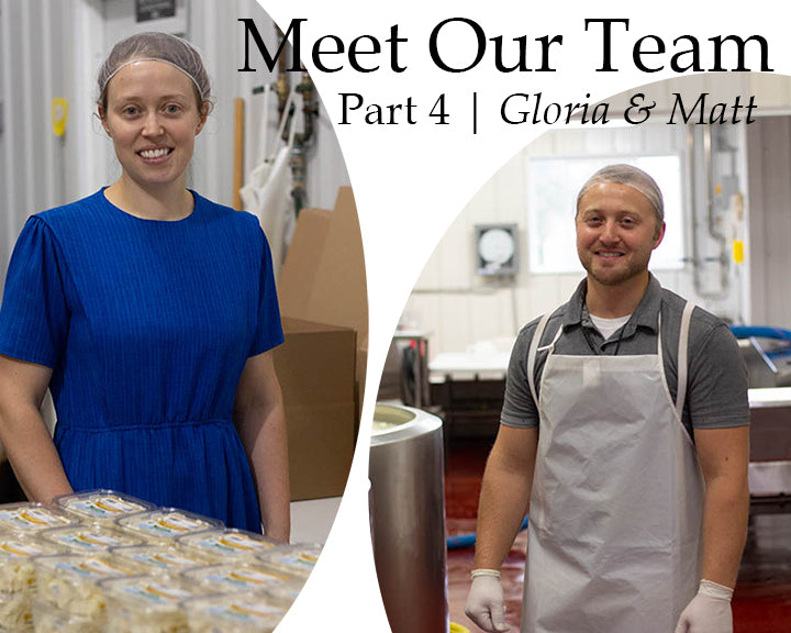 Meet Our Team Part 4 | Gloria & Matt