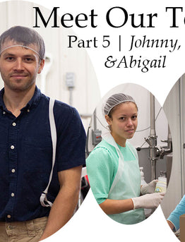 Meet Our Team Part 5 | Johnny, Renita, & Abigail