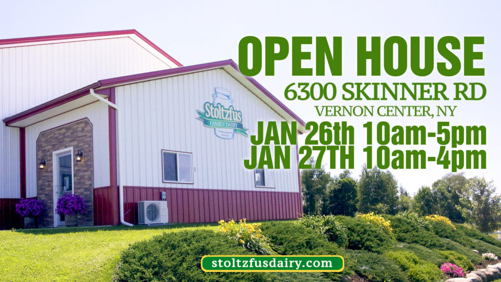 January 2018 Open House