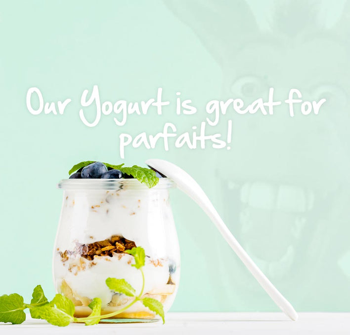 Grapefruit, Lime, and Mint Yogurt Parfait