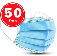 Load image into Gallery viewer, Medical Face Mask Type IIR 4 -Ply Disposable Protection, 50 Pcs