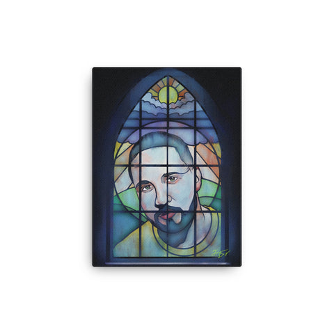 Saint Andrew Canvas