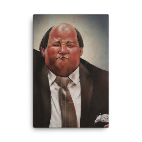 Kevin Malone Canvas