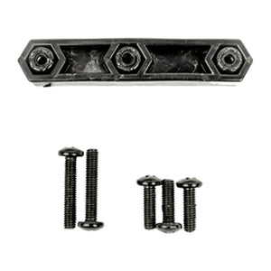 YakAttack Backing Plate Kit for Stealth Anchor Trolleys, Single Pack