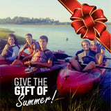 Two Person Kayak Rental Gift Voucher