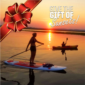 Sunset Paddle Gift Voucher