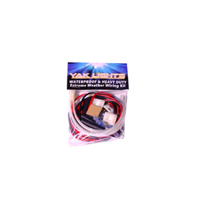 Yak Lights Extreme Weather Wiring Kit