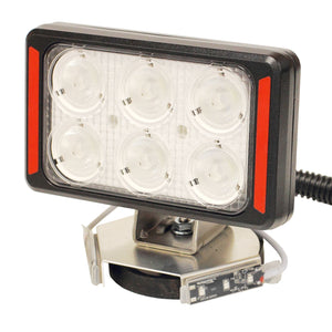 Yak Lights FL-1800 Kayak Spotlight with Navigation Marker Lights