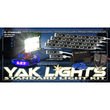 Yak Lights Flex Lights Series Standard Wireless Kit with DR-1280 Spotlight