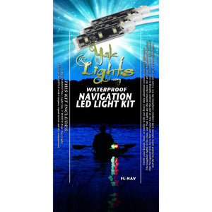 Yak Lights Kayak Navigation Lighting Kit