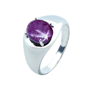 Ando Men Gemstone Ring Small - D800