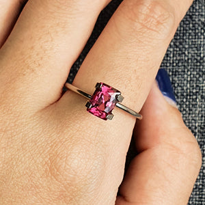 Pink Spinel Rectangle 2.36CT 1.86CT 1.53CT G197 G198 G199