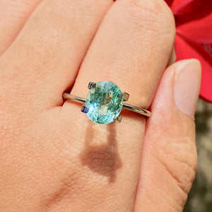 Paraiba Tourmaline Oval 1.71CT G227