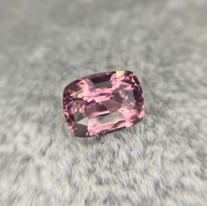 Padparadscha Sapphire Long Cushion 1.5CT G083