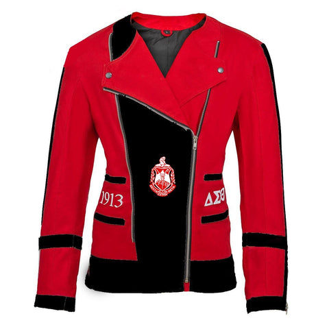 Delta Sigma Theta Jacket. *****. On Sale