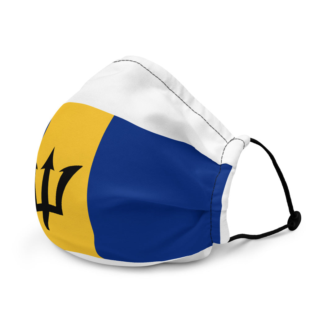 Barbados Face mask